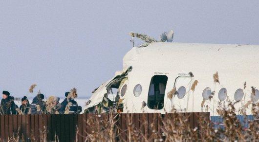 В МВД озвучили несколько версий крушения самолета Bek Air - Фото Tengrinews.kz/Алихан Сариев