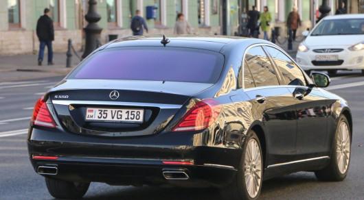 Армянские, кыргызские и российские авто окажутся вне закона в Казахстане — МВД