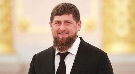 Кадыров временно покинул пост руководителя  Чечни