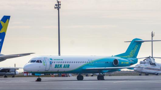 IATA отозвала код обозначения у Bek Air — Фото Турар Казангапов©