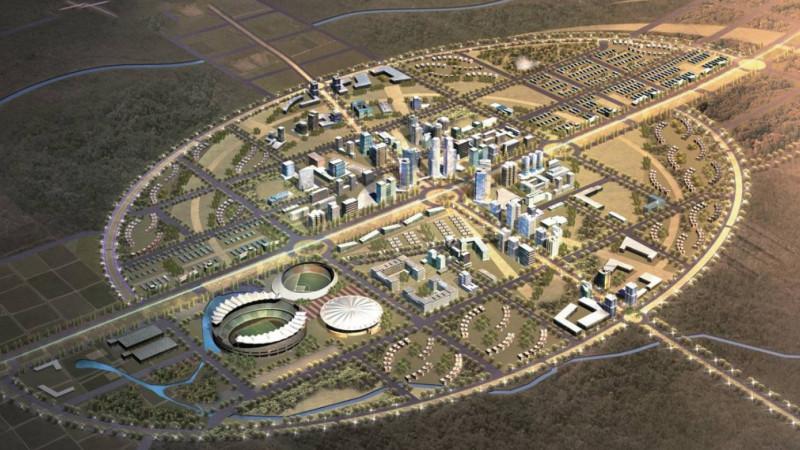 Сколько денег выделено на строительство Gate City с начала года: 22 января  2020, 10:14 - новости на Tengrinews.kz