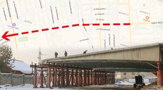 В Алматы началась активная фаза сноса домов для пробивки проспекта Абая -