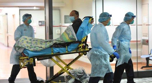 ВМИДРФ сообщили, что граждан России нет среди зараженных коронавирусом в КНР