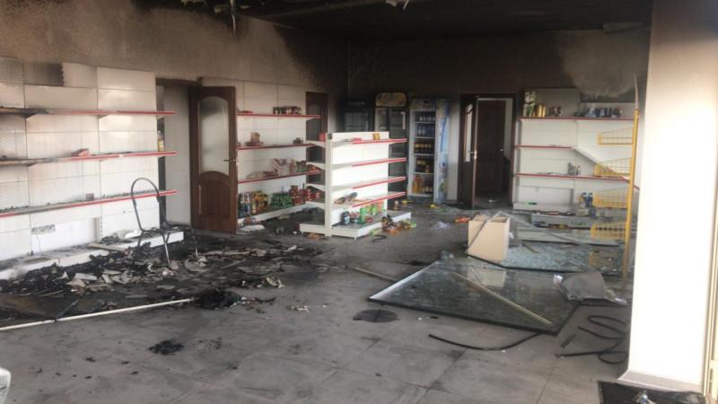Конфликт в Масанчи: задержаны 47 человек