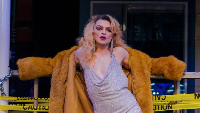 В русском шоу-бизнесе появился 1-ый трансгендер