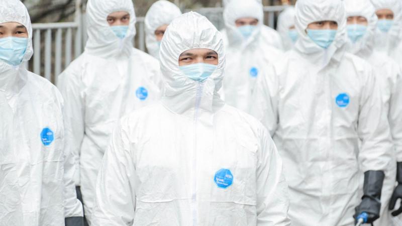 10 очагов коронавируса выявлено в Алматы: 20 марта 2020, 17:21 - новости на  Tengrinews.kz