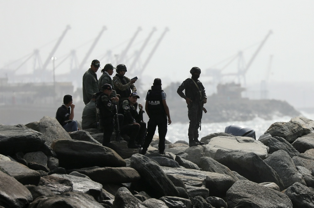 Россия отреагировала на попытку вторжения колумбийских боевиков в Венесуэлу