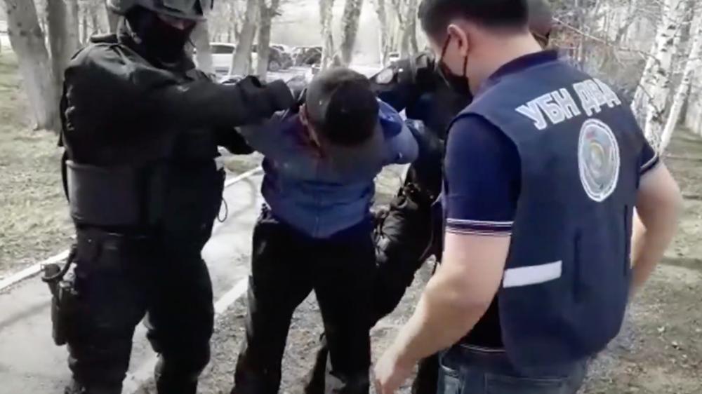 Полицейские Нур-Султана задержали сбытчика героина