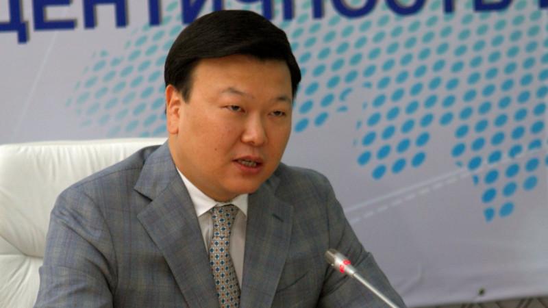 Алексей Цой назначен министром здравоохранения: 25 июня 2020, 18:16 -  новости на Tengrinews.kz