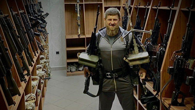 © Telegram/RKadyrov_95