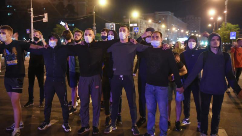Протесты в Беларуссии: люди снова вышли наулицу