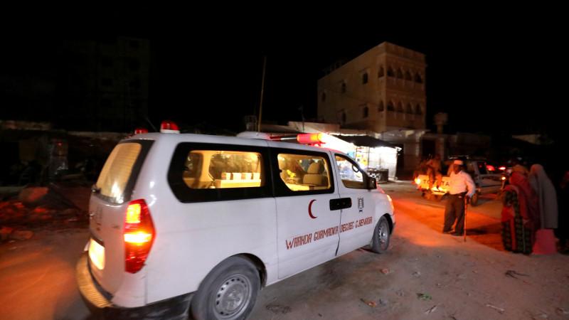 Неменее  10-ти  человек погибли при нападении боевиков встолице Сомали