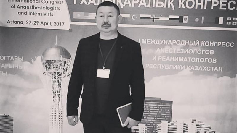 Абай Сахариев. Фото пресс-службы акимата