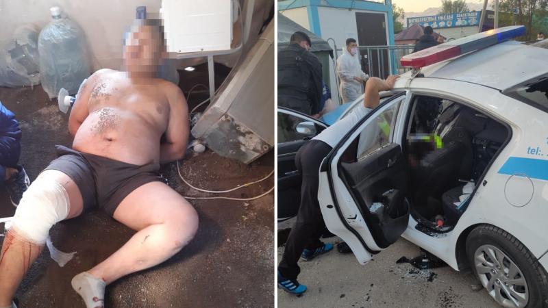 Смертельный наезд на блокпост в Алматы: расследование завершено