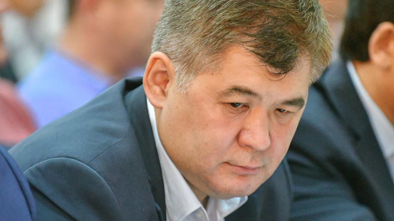 В Сети появилась информация о задержании экс-министра Биртанова