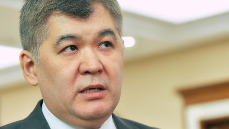 Экс-глава Минздрава Биртанов задержан из-за растраты денег в крупном размере