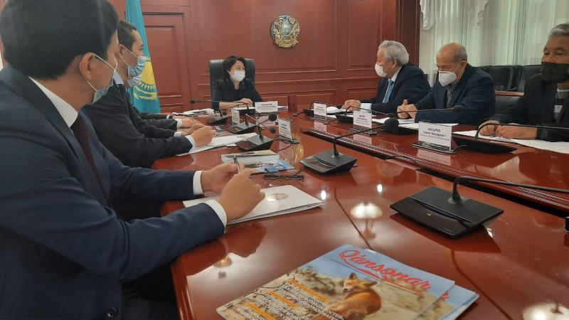 Фото: пресс-служба Министерства культуры и спорта