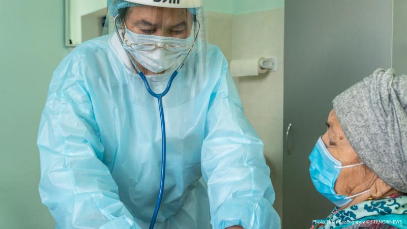 Вторые сутки наблюдается прирост заразившихся COVID-19 в Казахстане