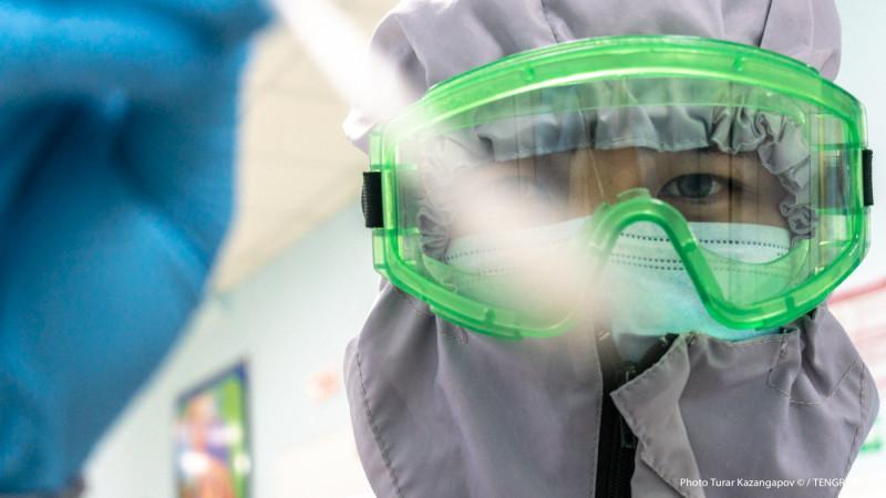 Новые цены на ПЦР-тесты и маски установили в Казахстане