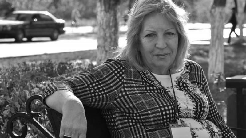 Скончалась известный казахстанский историк Ирина Ерофеева