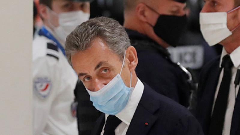 ВПариже начинается суд наэкс-президентом Франции Николя Саркози
