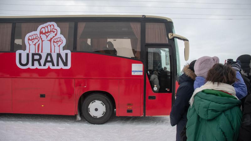 Ертысбаев: Красный автобус - это сигнал власти