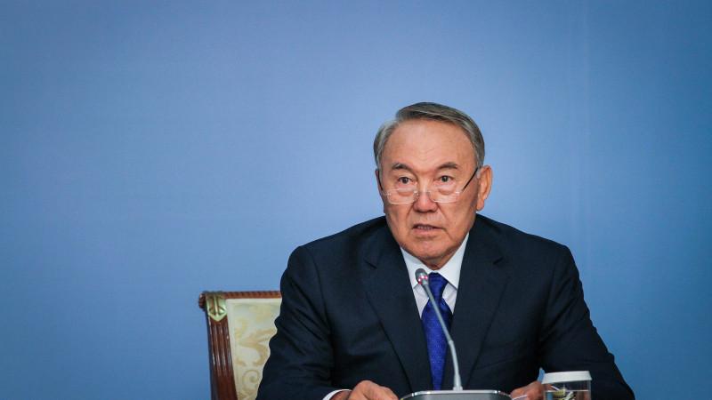 Назарбаев назвал имена молодых казахстанцев, которыми гордится
