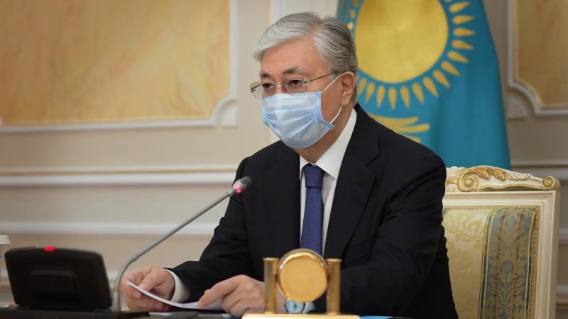 Токаев подписал семь законов
