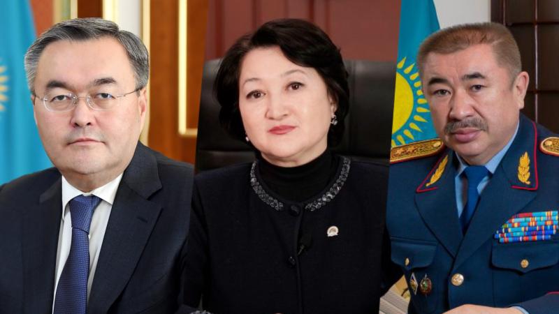 Главы МИД, МВД и Министерства культуры рассказали о задачах на 2021 год