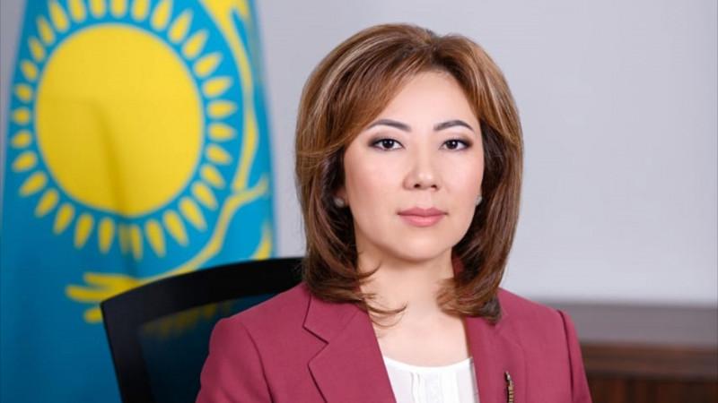 Мадина Абылкасымова получила новую должность: 12 марта 2019, 14:31 -  новости на Tengrinews.kz