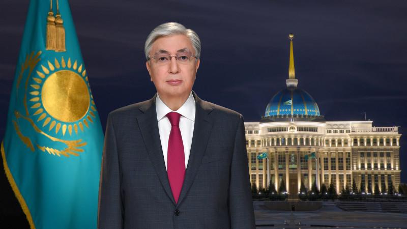 Новогоднее обращение Токаева к казахстанцам