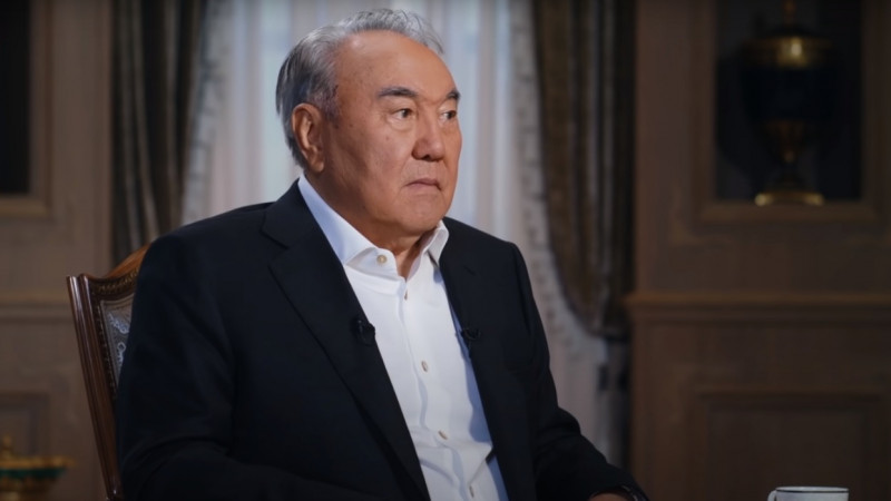 Нурсултан Назарбаев высказался о смерти внука Айсултана