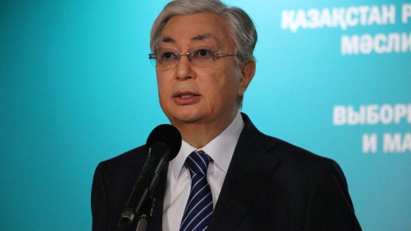 Токаев: Правительство должно уйти в отставку