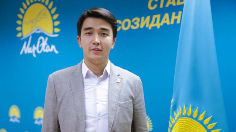 Самый молодой депутат Мажилиса Мади Ахметов ответил на критику