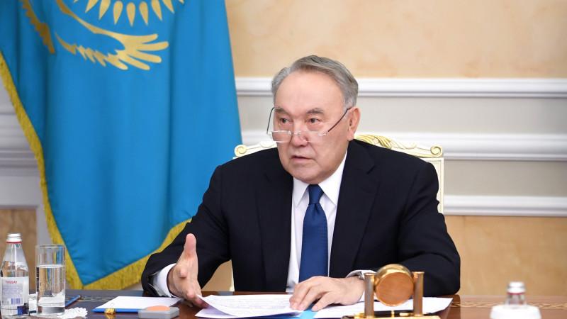 Назарбаев рассказал о настоящей угрозе