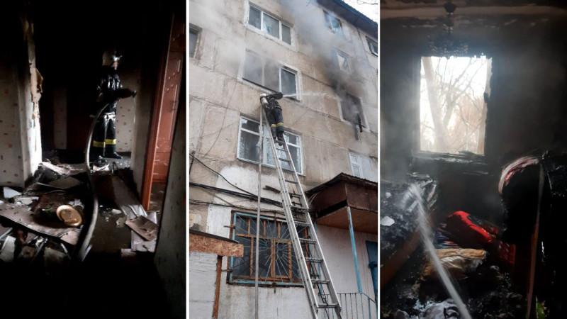 Гибель пятерых детей в Жамбыcкой области: названа возможная причина пожара