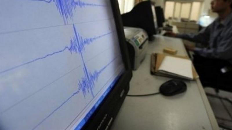 Землетрясение зарегистрировали близ Алматы