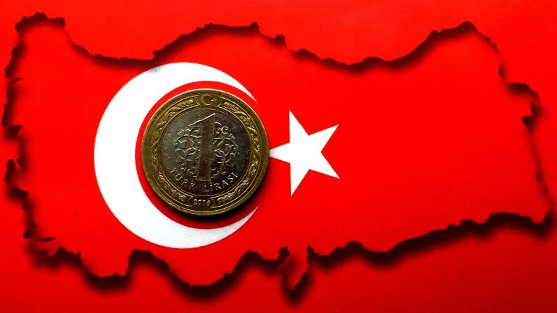 Турецкая лира рухнула после решения Эрдогана