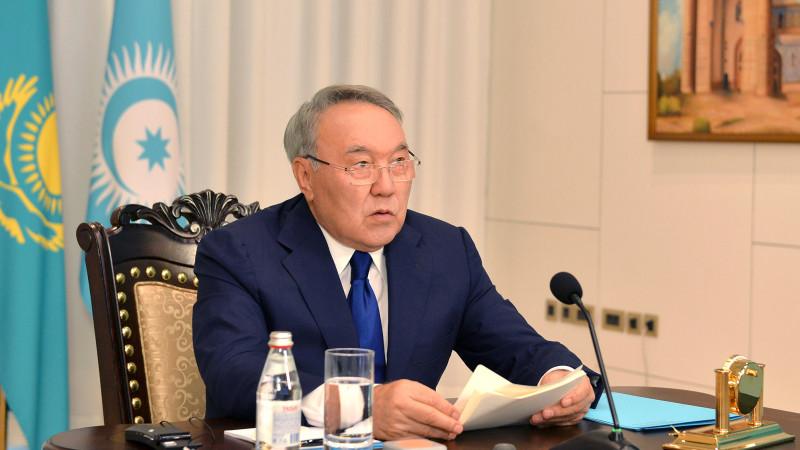 Назарбаев обратился с предложением к тюркским странам