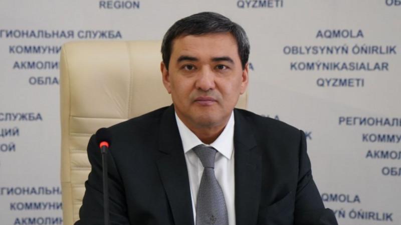 Арестован бывший главный врач Акмолинской области - СМИ