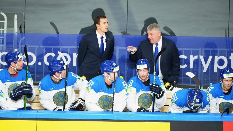 Казахстан потерпел первое поражение на ЧМ-2021 по хоккею