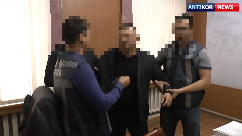 Акима Аягоза приговорили к 4 годам лишения свободы