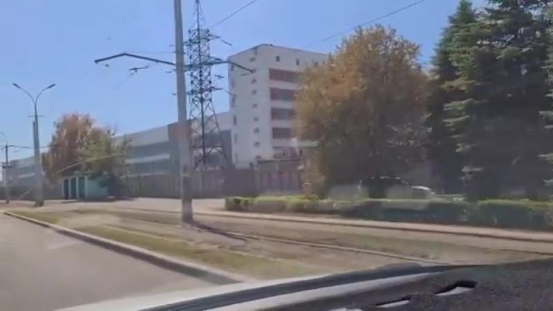За один день в Усть-Каменогорске резко пожелтели деревья