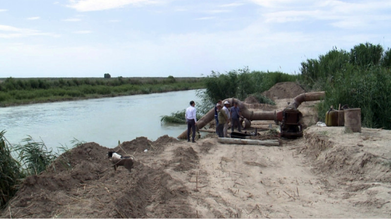 Дополнительный объем воды сбросят Казахстану Кыргызстан и Таджикистан