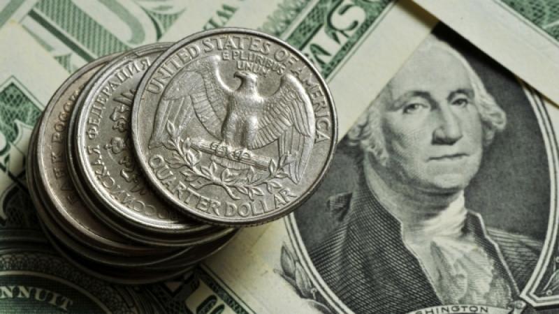 Курс доллара составил 427,07 тенге,