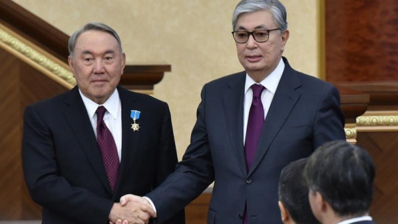 Токаев внес изменения в указ Назарбаева, подписанный в 2013 году