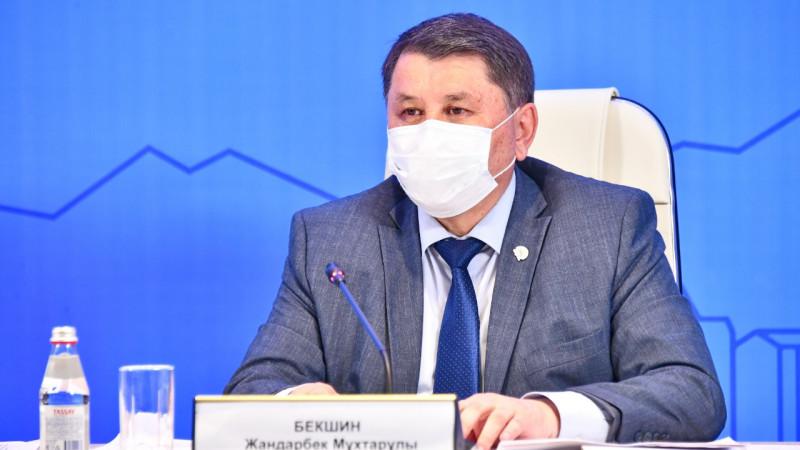 Где заразился дельта-штаммом нулевой пациент, рассказал главный санврач Алматы