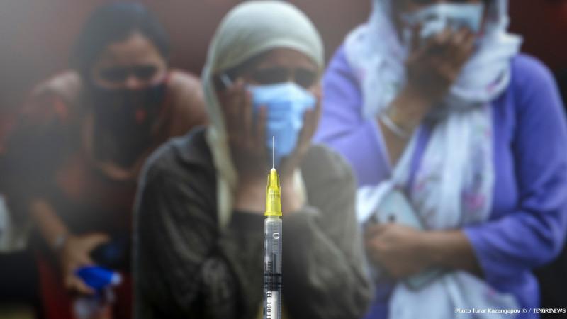 Какая вакцина наиболее эффективна против дельта-штамма, спросили у Ж.Бекшина