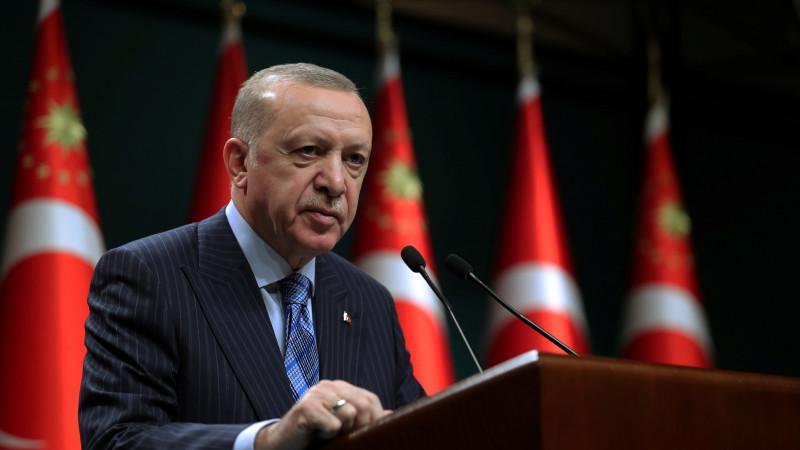 Эрдоган заявил о задержании главы кыргызско-турецких лицеев Орхана Инанды