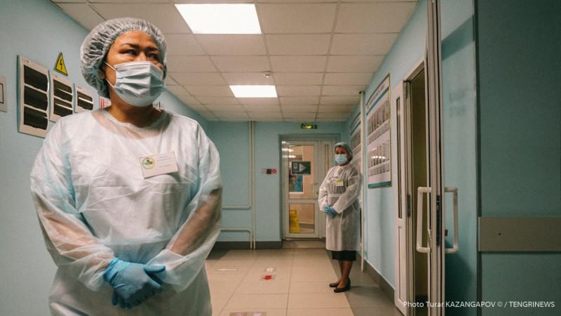 30 человек скончались от COVID-19 и пневмонии за сутки в Казахстане